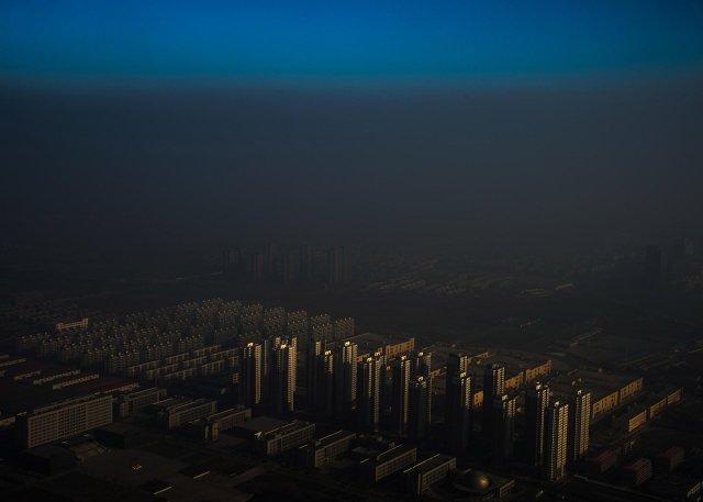 """Primer Premio de la categoría """"Problemas Contemporáneos"""",  Zhang Lei, China"""