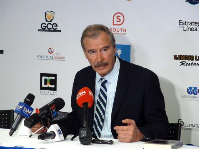 Foto: Vicente Fox / EFE