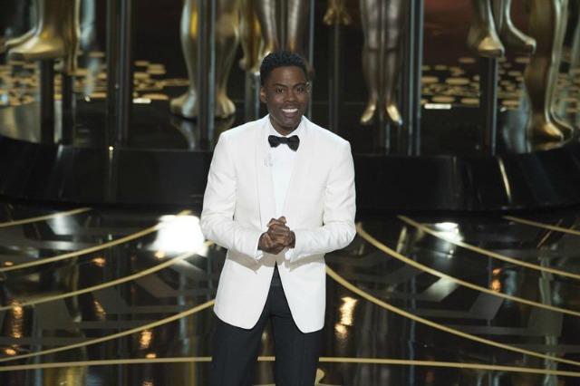 Chris Rock logró entretener y defender la diversidad racial en los Óscar