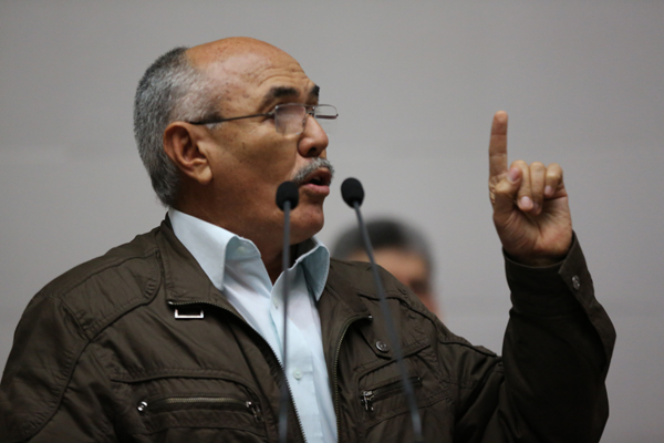 El diputado a la AN, Ismael García. Foto: Willmer Jose Tovar