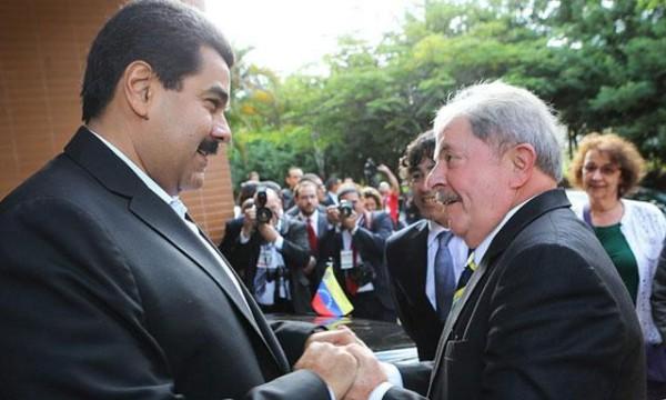 Maduro-Lula-