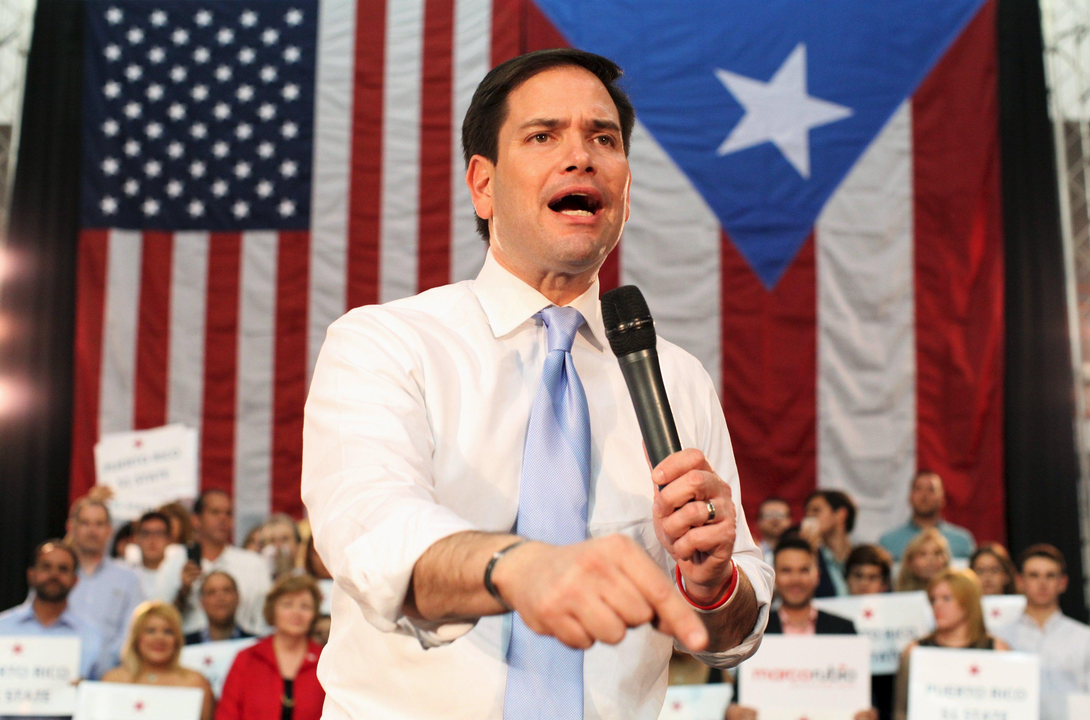 Marco Rubio advierte al Sebin reconsiderar sus acciones para este #23Ene