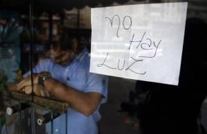 Varios sectores en el Zulia se encuentran sin luz desde la tarde del jueves #22Ago