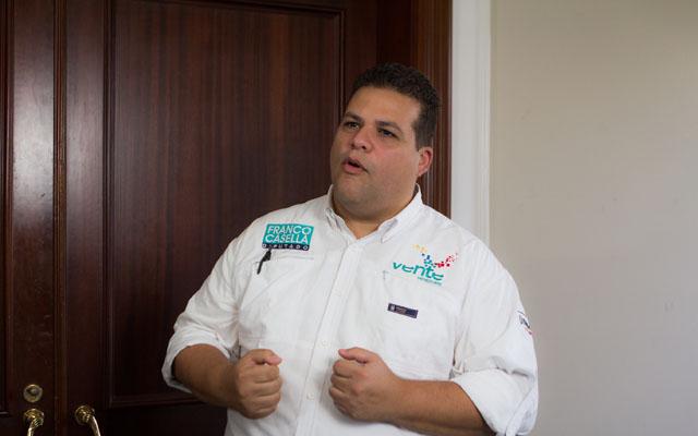 Diputado Franco Casella