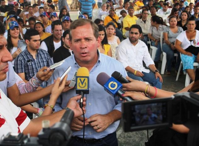 Juan Pablo Guanipa, Zulia referendo revocatorio