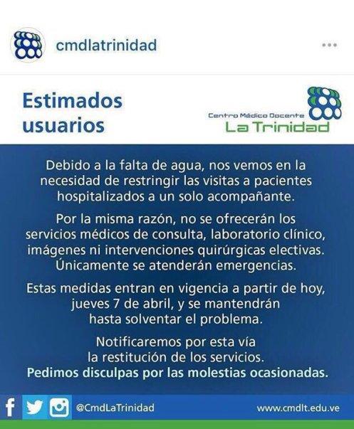 Centro medico docente trinida