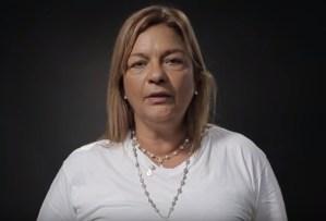 Madre de Geraldine Moreno asegura que el Gobierno ascendió al asesino de su hija (Tuit)