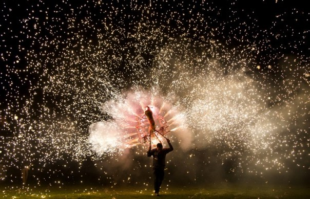 MEXICO-TRADITION-FIREWORKS