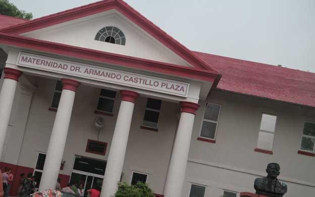 Maracaibo,Venezuela,30/10/2012. Caso Dilia Rosa Altamar. 36 anos. Fallecida durante parto en el hospital. En la foto Maternidad Ramon Castillo Plaza.
