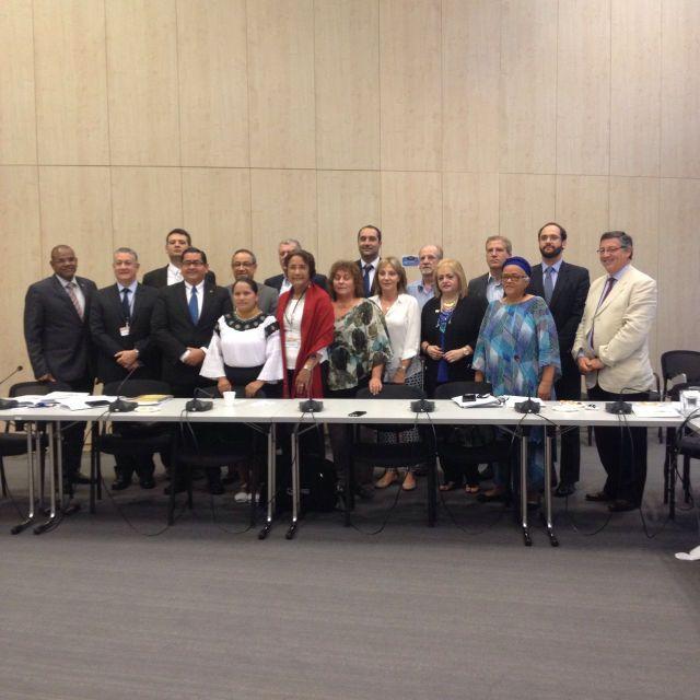Comisión miembros 1