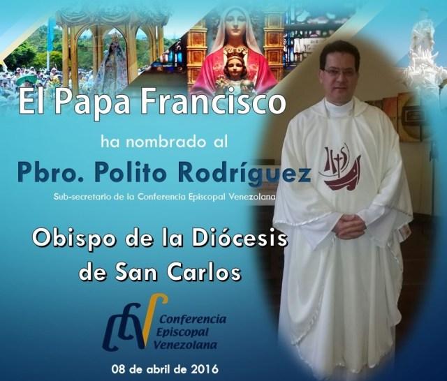 Nuevo obispo