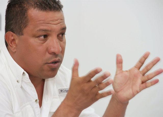 Alfredo Díaz, gobernador electo de Nueva Esparta (Foto archivo)