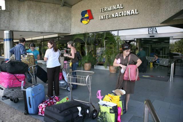 Aeropuerto Internacional La Chinita, ubicado en el municipio San Francisco del Estado Zulia. EY
