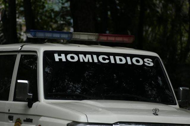 homicidios cicpc