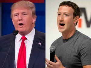 Facebook veta a Trump por dos años