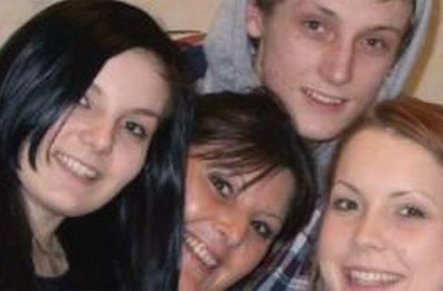 Sara y su familia