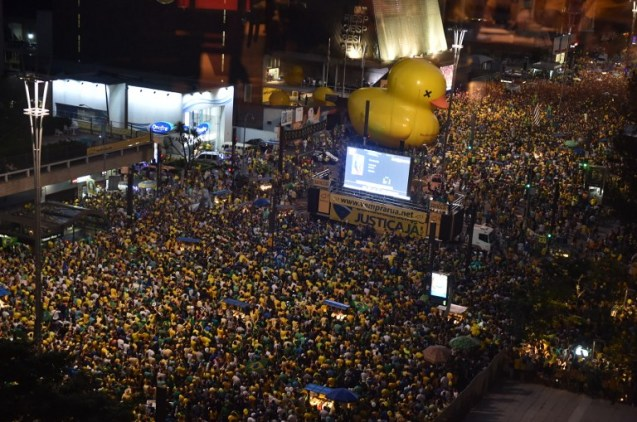 BRAZIL-ROUSSEFF-IMPEACHMENT-DEMO