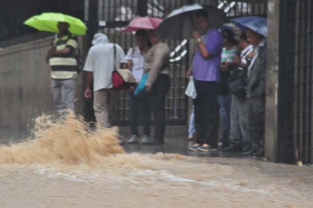 lluvias petare news report