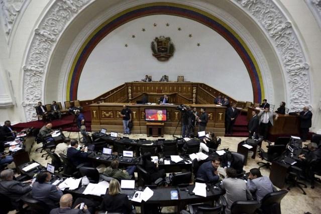 asamblea nacional sesion