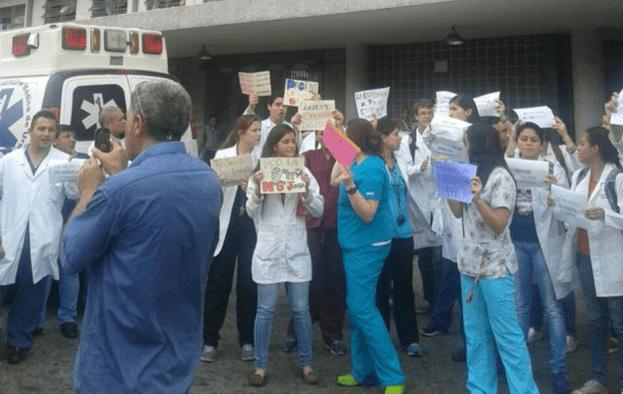 Protestan Hospital Universitario