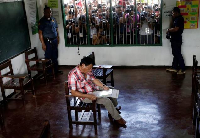filipinas elecciones
