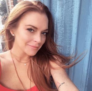 ¿Qué le pasó? Las impactantes fotos de Lindsay Lohan que le están dando la vuelta a Internet