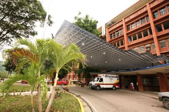 hospital Luis Razetti de Barcelona