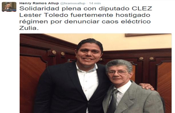 APOYO DE DIP HENRY RAMOS ALLUP