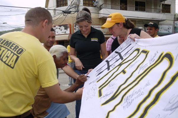 Foto: Carolina de Miranda / Nota de prensa