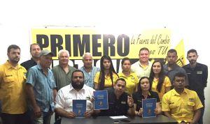 José Antonio Mendoza: Si no obtenemos respuesta del CNE, nos movilizaremos