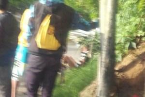 Policía salva a joven de linchamiento en Los Teques