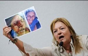 Madre de Geraldine Moreno : Gobierno continúa con la farsa de la Comisión de la Verdad