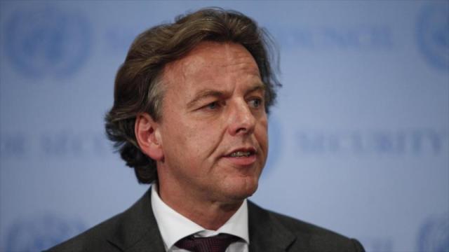 El canciller de los Países Bajos, Bert Koenders