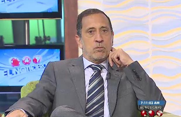 Diputado José Guerra en entevista en Televen