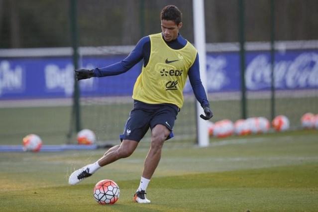 Raphael Varane, central del Real Madrid (Reuters)