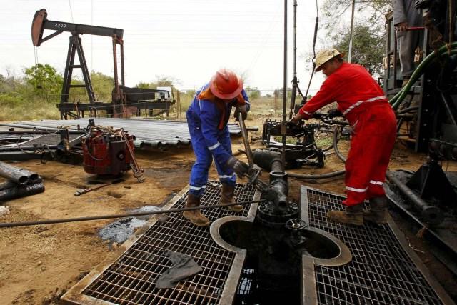 petroleo reuters