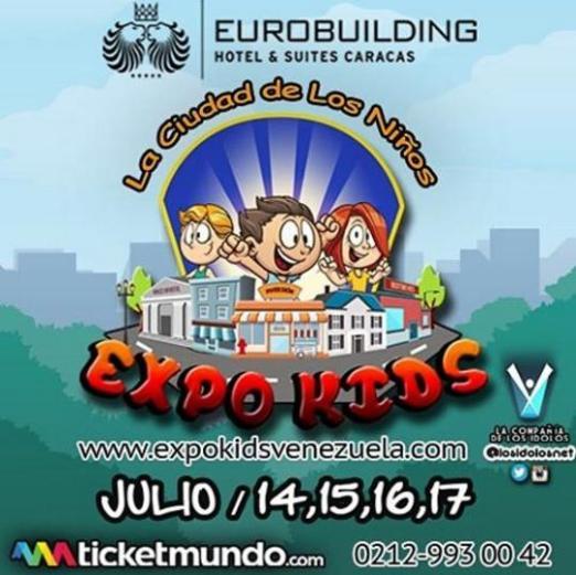 Flyer Expo Kids