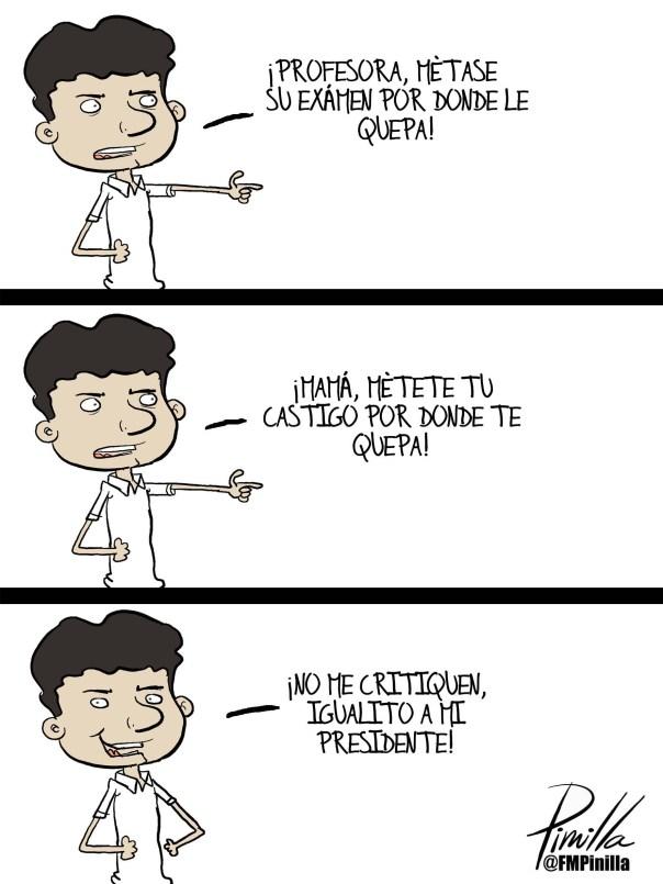 IGUALITO PRESIDENTE