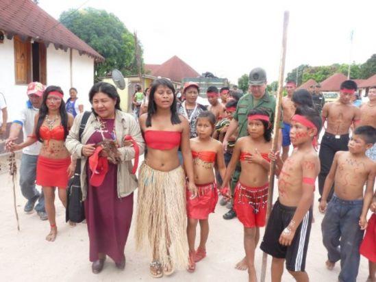 La mayoría de los bebés muertos provienen de comunidades indígenas, las autoridades prometieron reunirse otra vez este jueves
