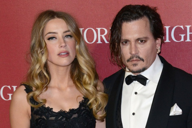 52073006 Actress Amber Heard has officially filed for divorce from her husband Johnny Depp on May 23, 2016. Amber stated the reason for the divorce was 'irreconcilable differences'. The pair have been married for little over a year after first meeting on the set of 'The Rum Diary' in 2011. Here are file photos of the pair during happier times. FameFlynet, Inc - Beverly Hills, CA, USA - +1 (310) 505-9876