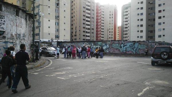 protesta Guaicay