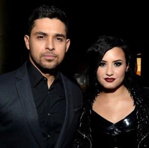 Demi Lovato se recupera de la sobredosis con el apoyo de su ex novio Wilmer Valderrama