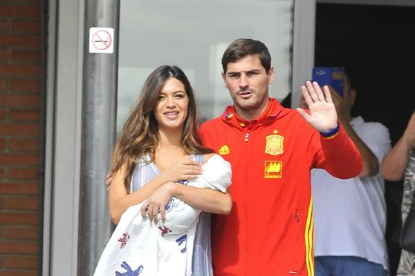 Foto: Iker Casillas y Sara Carbonero /Hola.com