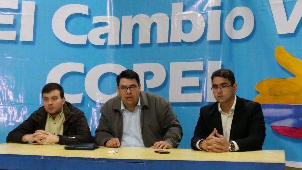 Foto:  Prensa Partido COPEI