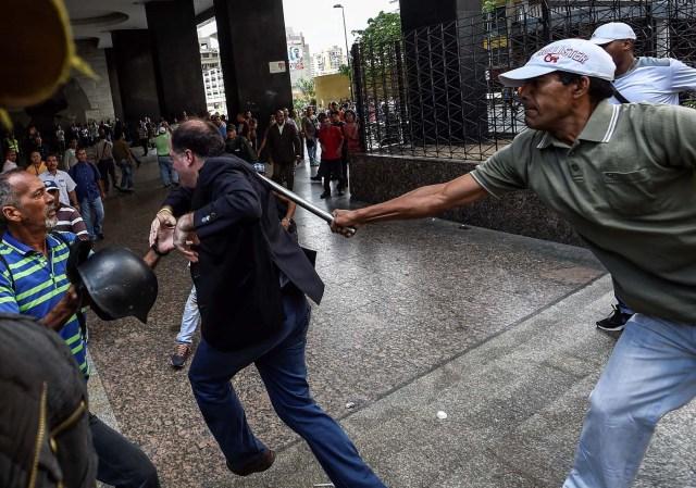 (Foto JUAN BARRETO / AFP)