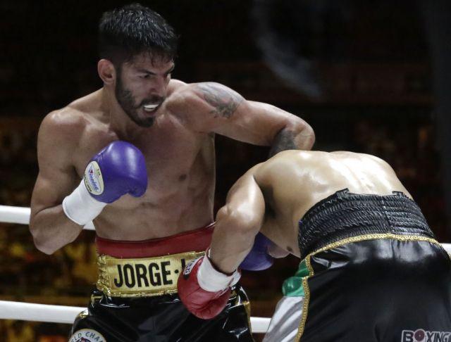 Jorge Linares, boxeador venezolano (Foto: AVN)