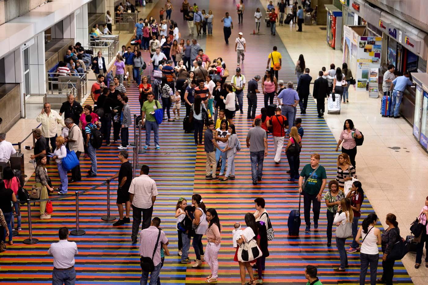 Venezuela fue el país con mayor aumento de solicitudes de asilos en la Unión Europea