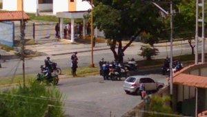 Fuerte arremetida de la GNB contra protestas en Av. Cardenal Quintero de Mérida dejó un herido (Fotos) #21Jun