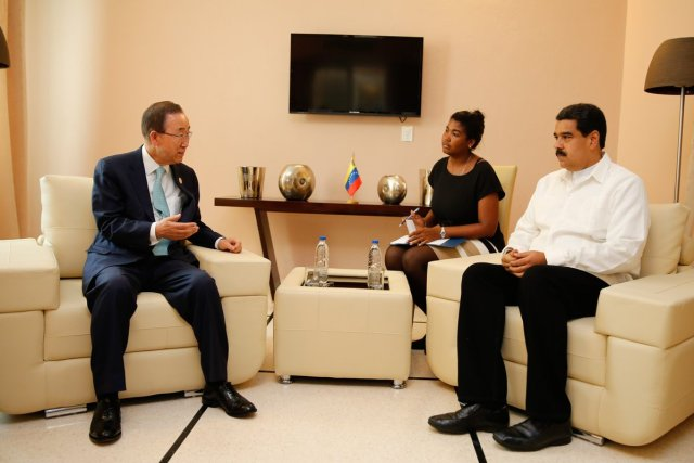 (Foto Prensa Presidencial)