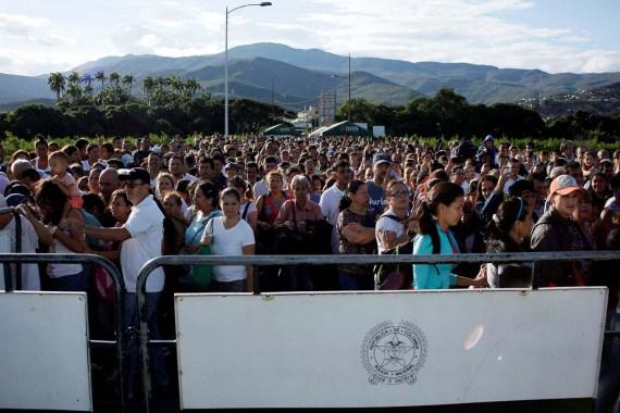 frontera cucuta venezolanos julio 10